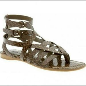 New Banana Republic Genesis Gladiator Sandals